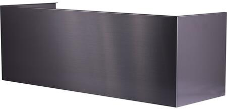 "Dacor AMDC3012M 30"" x 12"" High Graphite Stainless Duct Cover"