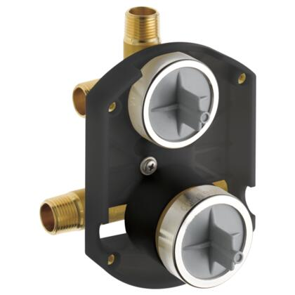 R22000 Delta: Multichoice Universal with Integrated Diverter Rough in Not Applicable