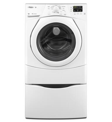 Whirlpool WFW9151YW Duet Series Front Load Washer
