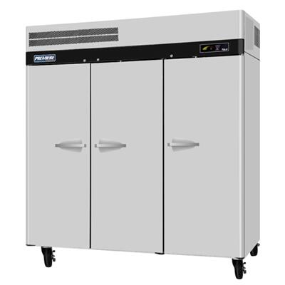 Turbo Air PRO77F 76 cu. ft. Solid Door Commercial Reach In Freezer