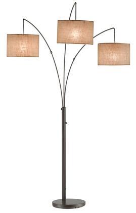 Adesso 42382 Trinity Arc Lamp