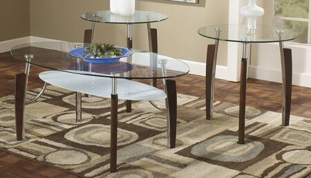 Signature Design by Ashley T22513 Contemporary Living Room Table Set