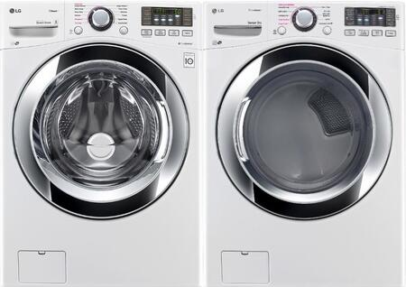 LG 706121 Washer and Dryer Combos