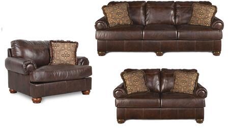 Milo Italia MI2450SLCWALN Trevin Living Room Sets