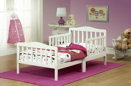 Orbelle 401W  Toddler Size Toddler Bed