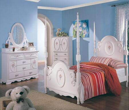 Coaster 400100FSET5 Full Size Bedroom Sets