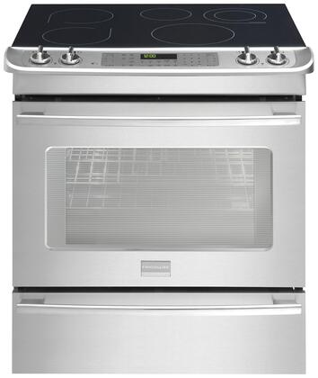 "Frigidaire FPES3085KF 30"" Slide-in Electric Range"
