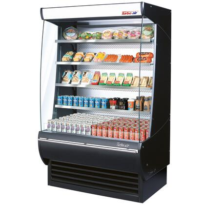 Turbo Air TOM48DX  Freestanding Refrigerator