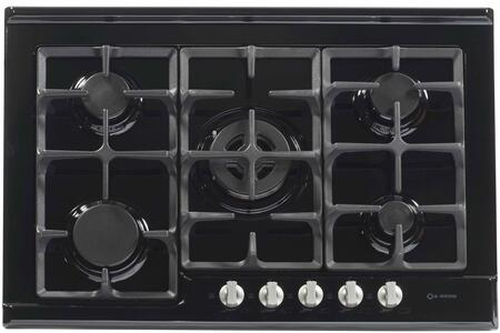 Verona VECTG532FE  Gas Sealed Burner Style Cooktop, in Black