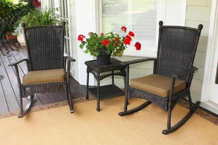 Tortuga PSR2CDR Transitional Patio Sets