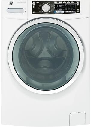 GE GHWS3600FWW  4.8 cu. ft. Front Load Washer, in White