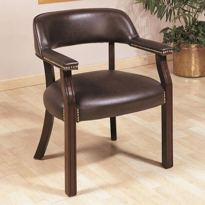"""Coaster 511X 25"""" Traditional Office Chair"""