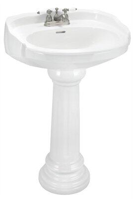 Elizabethan Classics ECAB8WH Bath Sink