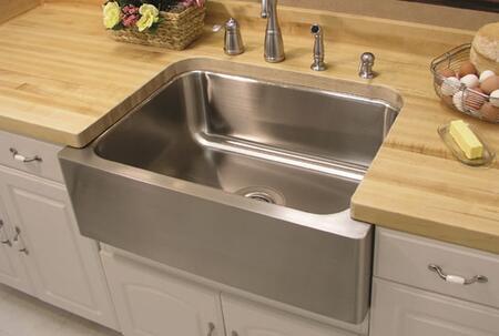 Aline FAR2418RE Kitchen Sink