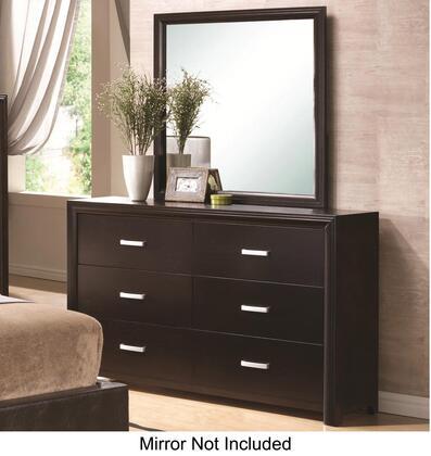 Dresser Shown with Mirror