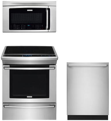Electrolux 681204 Kitchen Appliance Packages