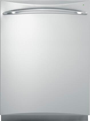 GE PDWT580VSS Profile Series Built-In Fully Integrated Dishwasher with 8 Wash Cycles Hard Food Disposer |Appliances Connection