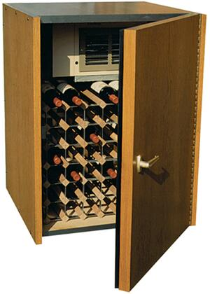 """Vinotemp VINO114JB 30"""" Wine Cooler"""