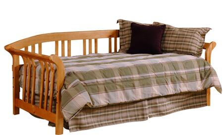 Hillsdale Furniture DORDB Dorchester Daybed with Suspension Deck, Sleigh Design and Solid Pine Wood Construction in