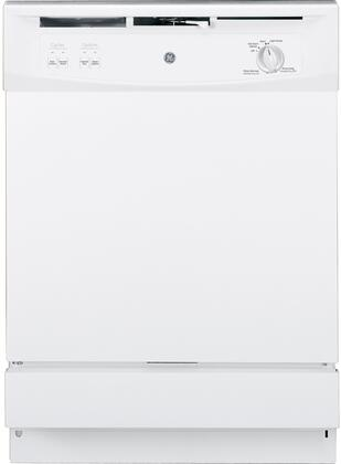 GE GSD2300VWW 2300 Series  Dishwasher with in White