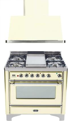 Ilve 720067 Majestic Kitchen Appliance Packages