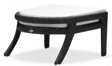 TOV Furniture TOV03OTTO  Patio Ottoman
