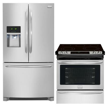 Frigidaire 348328 Gallery Kitchen Appliance Packages