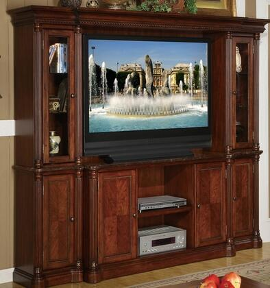 Legends Furniture ZGM1100PACKAGE Monte Cristo TV Stands