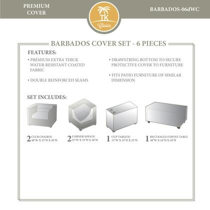 BARBADOS 06dWC