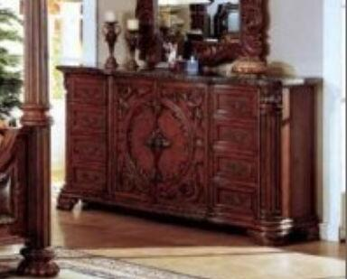 Yuan Tai RM3000DR Romeo Series Wood Dresser