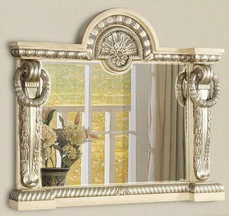 Yuan Tai EM4440M Virginia Series Arched Landscape Wall Mirror