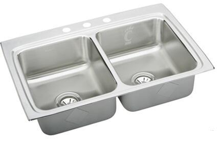 Elkay LR3322MR2BNCORSU Kitchen Sink