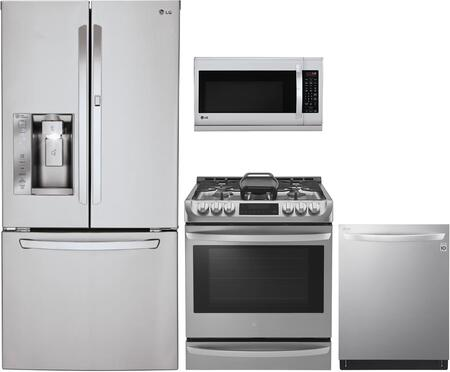 LG 798894 Kitchen Appliance Packages
