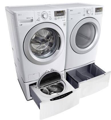 LG 705964 Washer and Dryer Combos