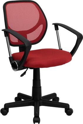 "Flash Furniture WA3074RDAGG 21.5"" Contemporary Office Chair"