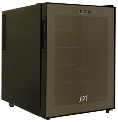 "Sunpentown WC20TL 15.75"" Freestanding Wine Cooler"