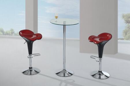 Global Furniture USA M828BTM205BSBLR53PCSET Bar Tables