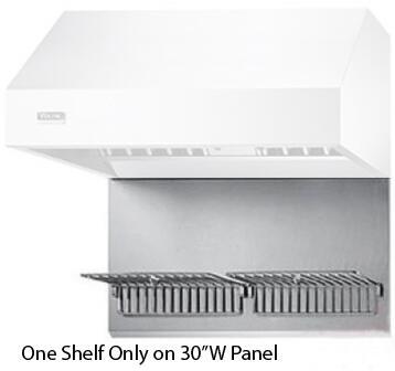 Warming Shelf Panel