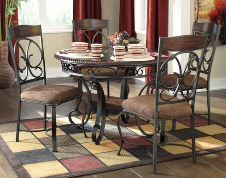 Signature Design by Ashley D3290115 Glambrey Dining Room Set