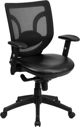 "Flash Furniture GA8901BLEAGG 27.5"" Contemporary Office Chair"