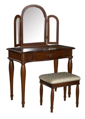 Powell 605510  1 Drawers Vanity