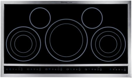 Electrolux Icon E36EC70FSS Designer Series Electric Cooktop, in Stainless STeel