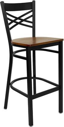 Flash Furniture XU6F8BXBKBARCHYWGG Hercules Series Not Upholstered Bar Stool
