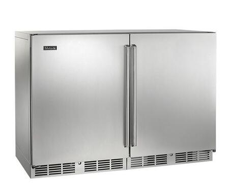 Perlick HP48RRO1L1R Freestanding Side-by-Side Outdoor Refrigerator