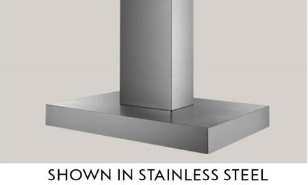 "BlueStar Manhattan BSMANHI30 30"" Island Range Hood with 3 Speed Fan, Stainless Steel Baffle Filters and Halogen Lamps, in"