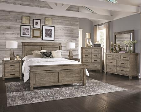 AAmerica GLPGR5030DM2NC Glacier Point Queen Bedroom Sets ...