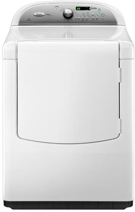 Whirlpool WED8200YW Cabrio Series 7.6 cu. ft. Electric Dryer, in White