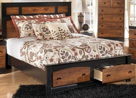 Signature Design by Ashley B13654S5795B10013 Aimwell Series  Queen Size No Bed