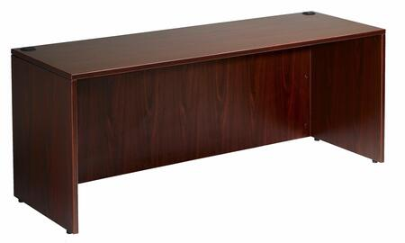 Boss N143M Transitional Standard Office Desk