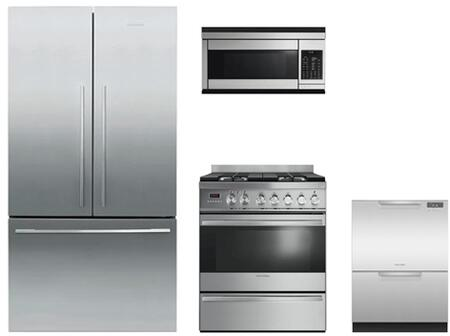 Fisher Paykel 798364 Kitchen Appliance Packages